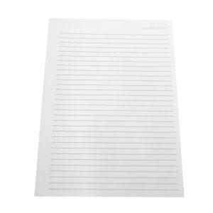 Miolo Caderno Grande Branco 200x275 mm-0