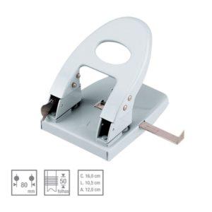 Perfuradora Metalico 2 Furos 9618-0
